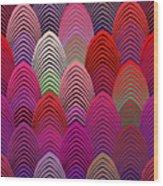 Roaring 20's Crazy Jazz Wood Print