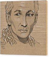 Robert Englund Wood Print