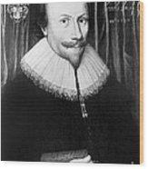 Robert Fludd, Physician, Astrologer Wood Print