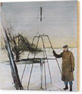 Robert Hutchings Goddard, 1862-1945 Wood Print