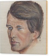 Robert Kennedy Wood Print
