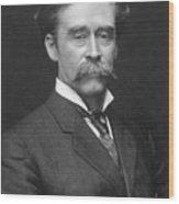 Robert Peary (1856-1920) Wood Print