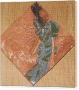 Roberta - Tile Wood Print