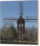 Robertsons Windmill Wood Print