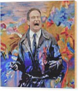 Robin Williams - What Dreams May Come Wood Print
