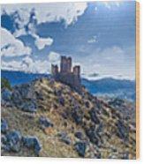 Rocca Calascio Wood Print