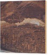 Rochester Creek Panel Wood Print