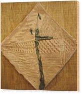 Rock - Tile Wood Print