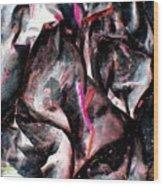 Rock Candy Wood Print