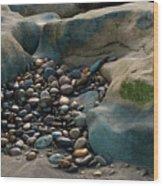 Rock Cradle Wood Print