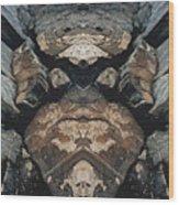 Rock Gods Rock Matron Wood Print