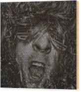 Rock Wood Print