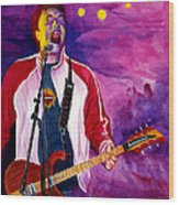 Rock On Tom Wood Print