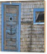 Rockport Massachusetts Wood Print