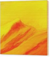 Rocky Landscape 122010 Wood Print