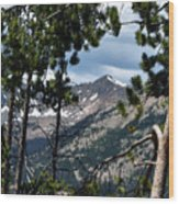 Rocky Mountain National Park 3 Wood Print