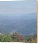 Rocky Top Tennessee 2 Wood Print