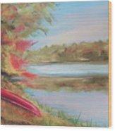 Rogue River Wood Print