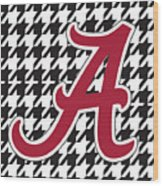Roll Tide Mini Canvas Wood Print