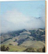 Rolling Hills 2 Wood Print