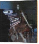 Rolling Hills Organ Wood Print