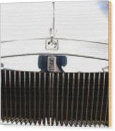 Rolls Royce 2 Wood Print
