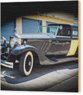 Rolls-royce Phantom II 1929 Wood Print