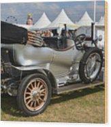 Rolls Royce Silver Ghost Wood Print