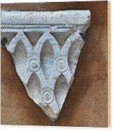 Roman Artifact Wood Print
