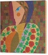La Blouse Roumaine Wood Print