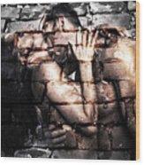 Romance In Rome Wood Print