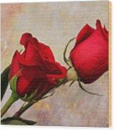 Romance Wood Print