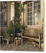Romance Novel Wood Print