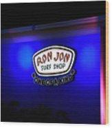 Ron Jon Surf Shop Photo 3 Wood Print