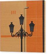 Roquettas 76 Wood Print