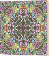 Roquette Wood Print