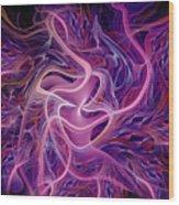 Rosatious Spirits Wood Print