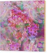 Rose Devas Wood Print