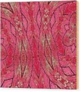 Rose Wood Wood Print