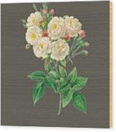 Rose126 Wood Print