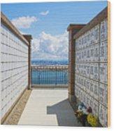 Rosecrans Walls Wood Print
