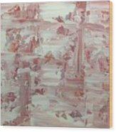Rosee' Wood Print