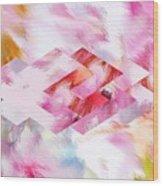 Roselique Dimension Wood Print