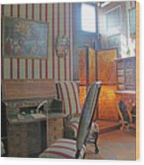 A Castle Story 01 Wood Print