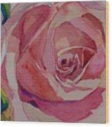 Roses And More  Wood Print