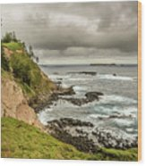 Ross Point 1 Wood Print