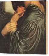 Rossetti Dante Gabriel - Proserpine End Dante Gabriel Rossetti Wood Print