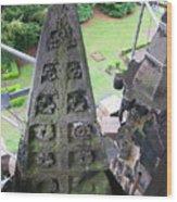Rosslyn Chapel Wood Print