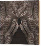 rotl_07a Lady Of the Choice 1 Wood Print