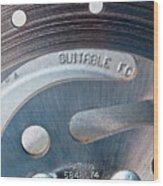 Rotor Wood Print
